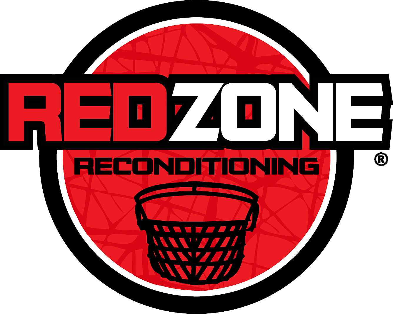 Red Zone Reconditioning Logo